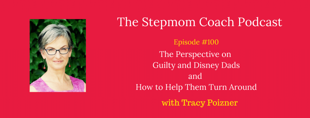 Stepmom Coach Podcast Tracy Poizner
