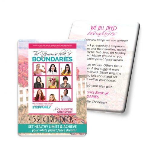 Stepmom Boundaries Card Deck